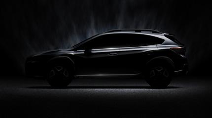 Мировая премьера новой Subaru XV состоится в Женеве
